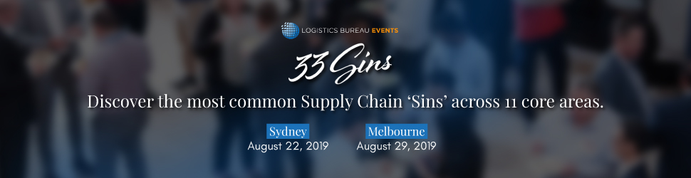 Supply Chain Workshop - 33 Sins