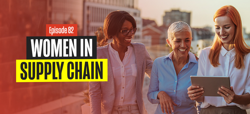 Why Only Few Women are in Supply Chain