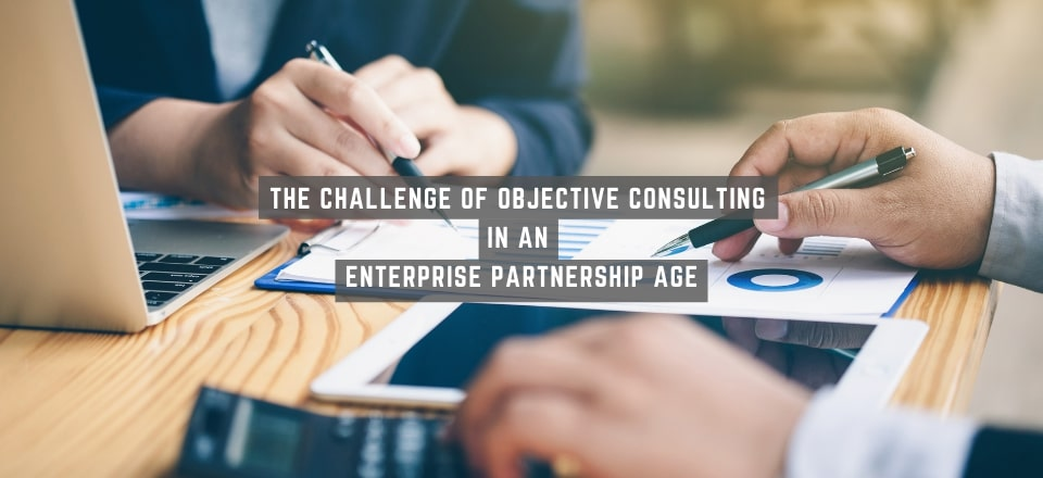 Staying Independent in the Age of Enterprise Partnership Culture